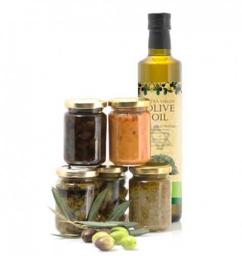 Canaan Gourmet Package