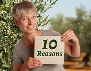10 Reasons for Joining Us
