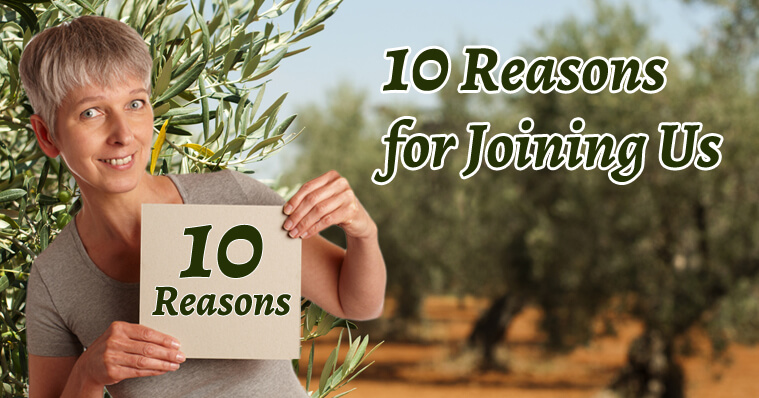 7.3 10 Reasons for Joining Us